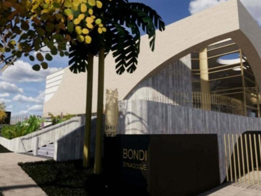 Bondi –Synagogue